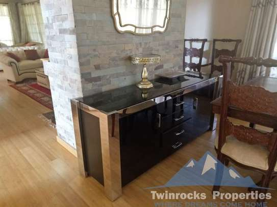 Furnished 4 bedroom house for rent in Karen image 5