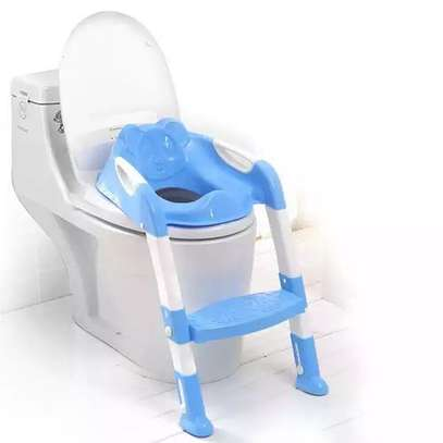 Generic Baby Potty With Ladder image 1