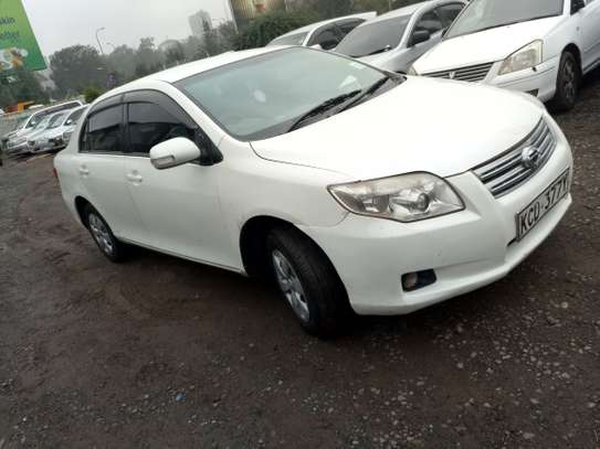 Toyota Allion for Hire