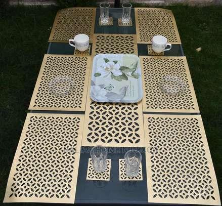 13pcs Non Woven Tablemats Set image 7