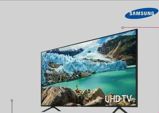 Samsung 43inches model Ru7100 smart 4k Uhd tv image 1