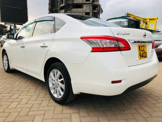 Nissan Sylphy image 11