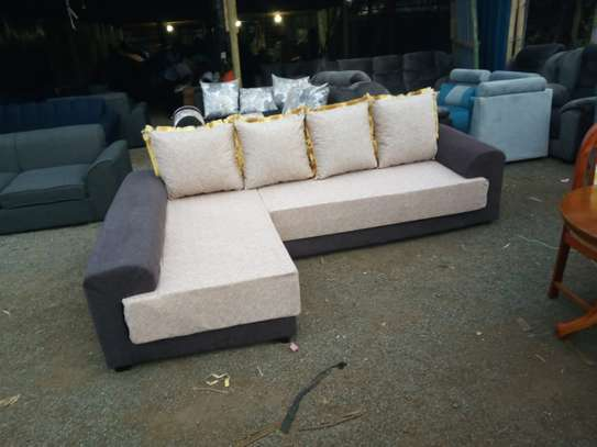 L shape huge mattress 6seater