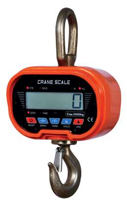 electronic digital scale - Capacity up to 5000 Kg