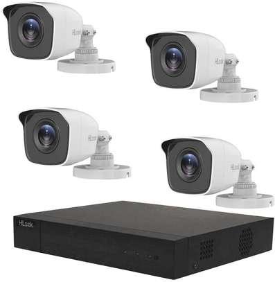 4 Cctv Cameras 1080p image 1