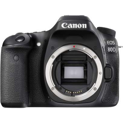 Canon EOS 80D DSLR Camera (Body Only) image 1