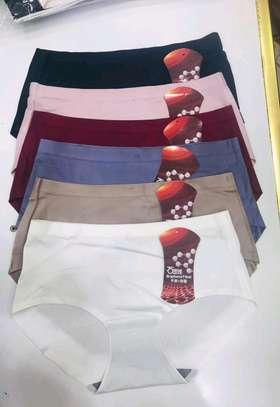 Women fashion butt lifters seamless panties image 2