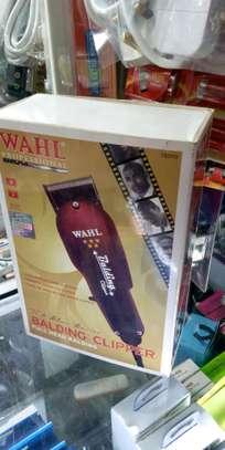 Wahl Professional Bald Shaving Machine Red image 1