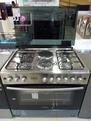 Solstar 4 Gas + 2 Electric Cooker image 1