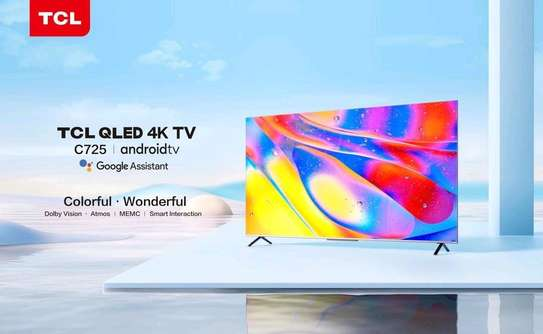 55INCH TCL QLED ANDROID TV (C725) image 1