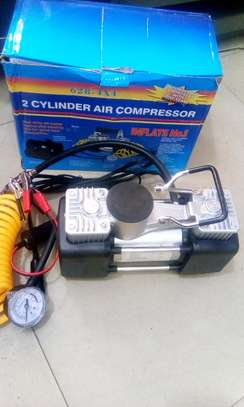 Car air compressor image 1