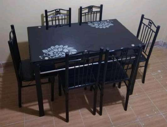 Call to action 6 seater dining table image 1