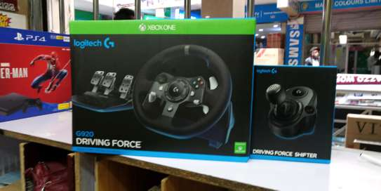 G920 Driving Force For XBox image 1