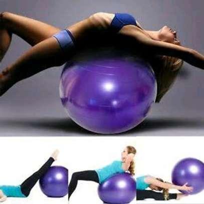Yoga exercise balls/pregnancy balls, 65cm diameter image 2