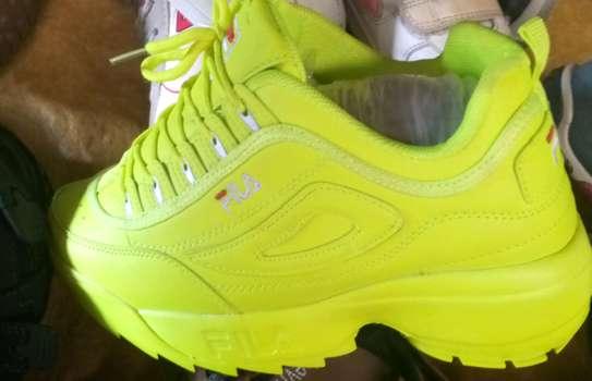 Fila disruptor ll shoes image 1