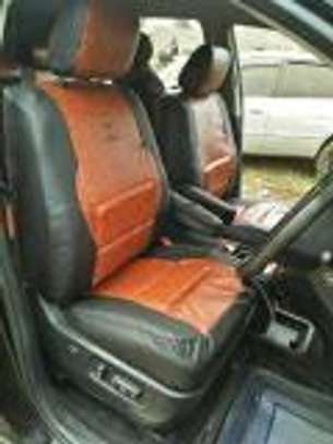 Interior design seat covers