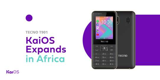 TECNO T901 (KaiOS Smart Feature Phone) image 1
