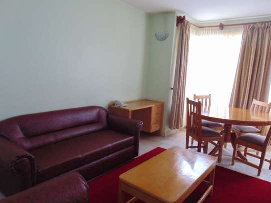 Furnished Two bedroom apartment Kilimani
