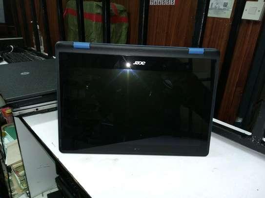 Acer Chromebook intel celeron 4gb 128gb ssd yoga windows 10 image 2