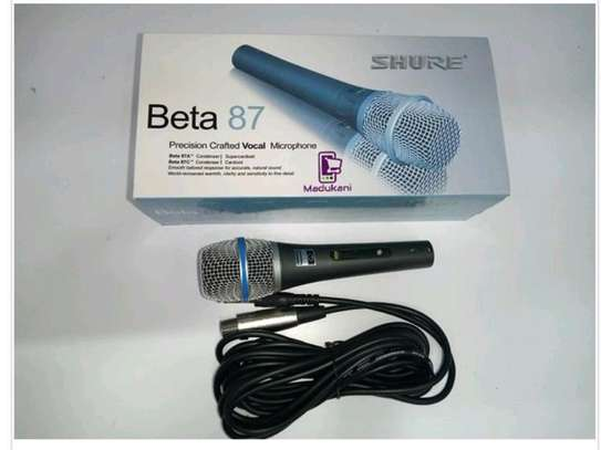 Shure Microphone image 1
