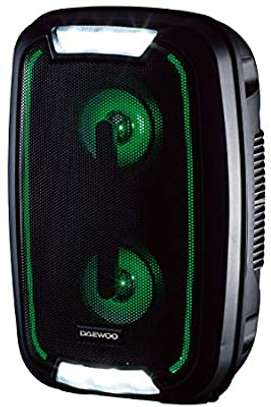 Daewoo LED Bluetooth Party Speaker image 1