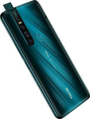 "Tecno Camon 15 Premier- 6.6"",128GB+6GB (Dual SIM),64MP image 2"