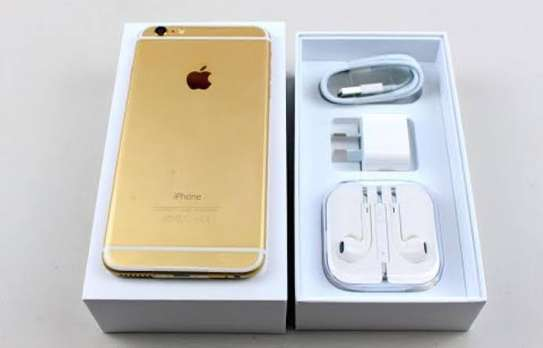 Iphone 6 64 Gb Gold image 3