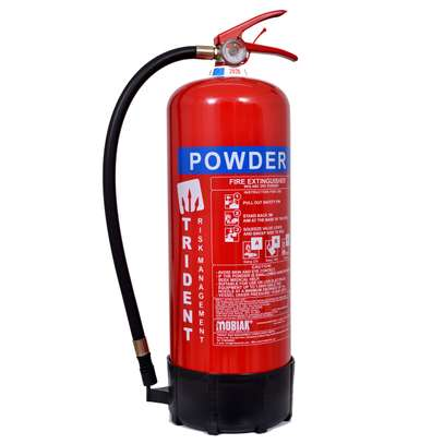 9 Kg Powder Fire Extinguisher image 2