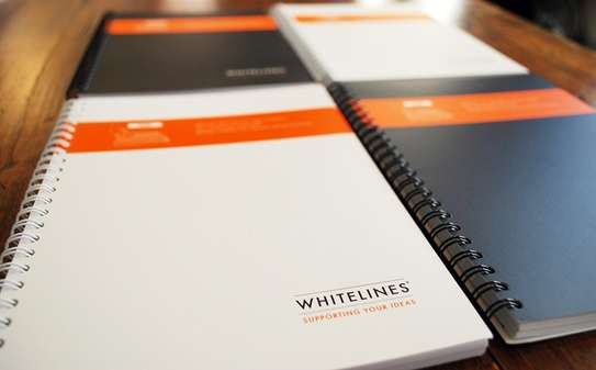 Printing and Branded Notebooks
