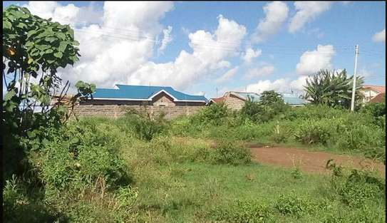 Residential plots in Thika