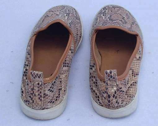H&M snake print rubber shoes image 4