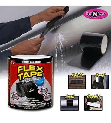 Flex Tape Waterproof Adhesive Repair Rubberized Tape image 5