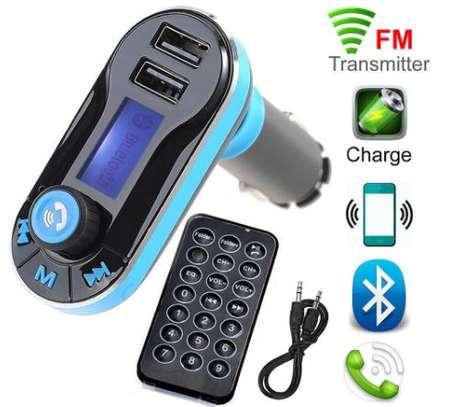 Blue tooth car transmitter kit image 2