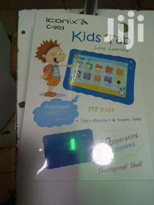 Kids tablet with simcard image 1