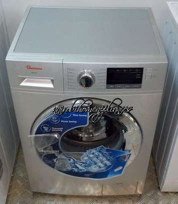 Ramtons Front Load Fully Automatic 7kg Washing Machine image 1