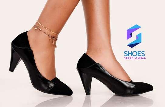 Elegant Comfy Heels image 9