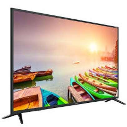 "Syinix 55"" Inch Android 4K UHD Smart LED TV Frameless"