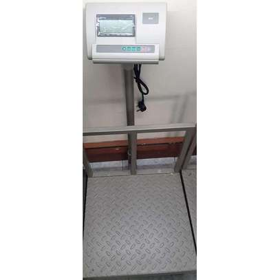 Cooking Gas Seller A12 Weighing Indicator Scale - 300Kgs