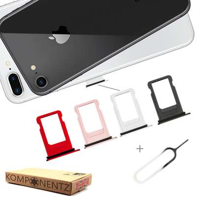 Sim Card Tray Holder Slot for iPhone 8 8 Plus image 4