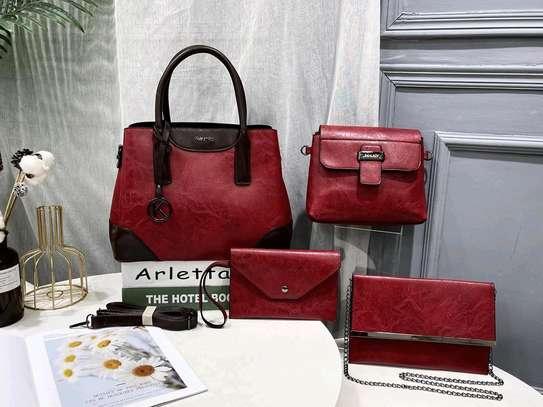 4 in 1 quality handbags image 9