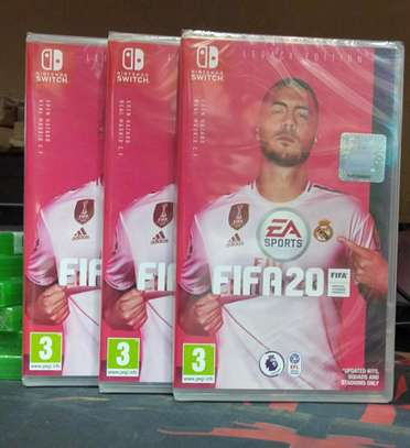 Fifa 20 For Nintendo Switch image 1