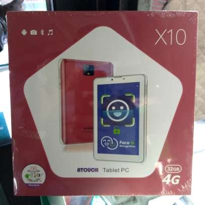 New Kids Tablets 32gb 3gb ram- Atouch X10 with free Powerbank image 2