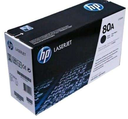 Best hp toners 80A image 1
