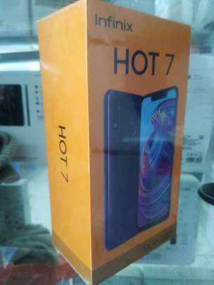 Infinix hot 7 3gb ram 32 gb rom