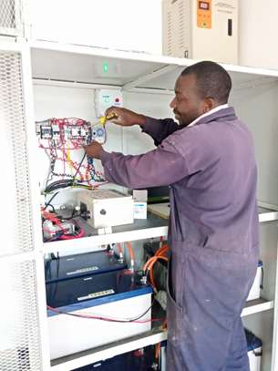 Electrical and CCTV Installation & maintenance services image 1