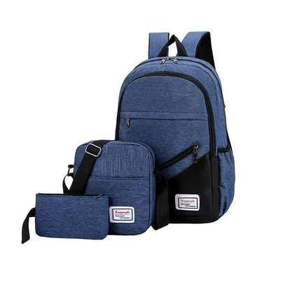 3 IN 1 LAPTOP BAG WITH USB CHARGING CABLE WHOLESALERS AND RETAILERS IN KENYA image 2