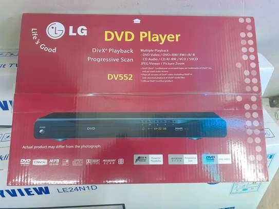 LG DVD PLAYERS image 1