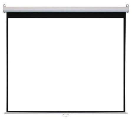 Projector Screen manual 200 by 200cm image 1