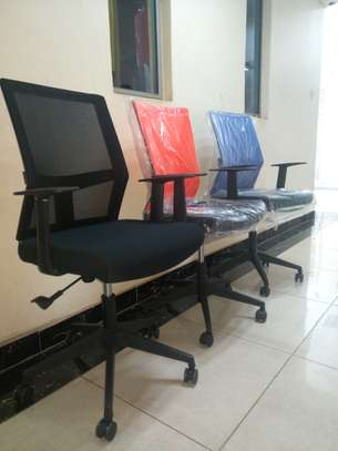 Orthopedic Medium back Office chairs