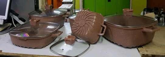 Granite Cookware set image 1